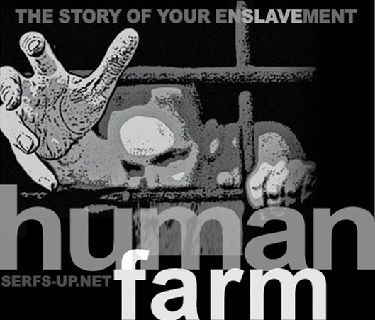 "Concentrated Human Farming Operations - ""The Matrix"" and ""The Story of Your Enslavement"" by Stefan Molyneux"